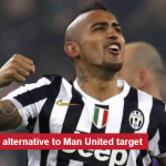 Vidal seen as alternative to Man United target